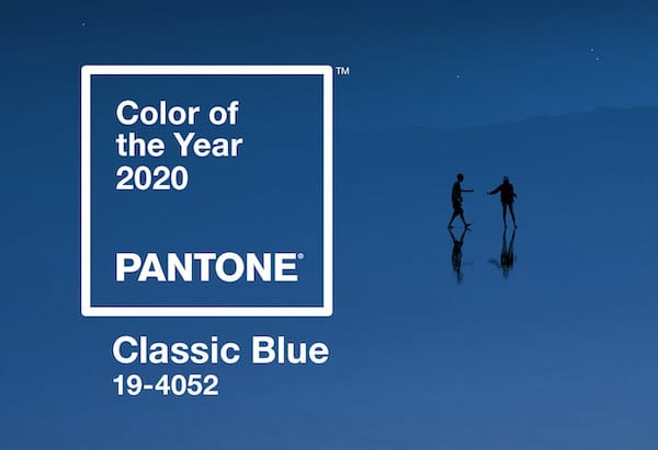 Pantone Color of the Year 2020 Shop Classic Blue