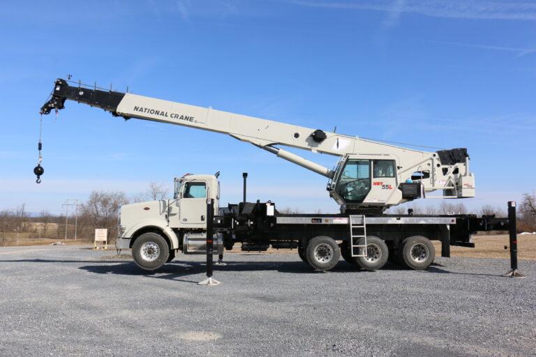 National Crane NBT50L