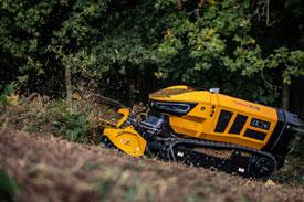 Slope Mower 3