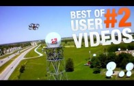 AR.Drone 2.0 Best Of User Videos #2