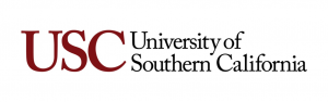 University of Southern California wordmark logo