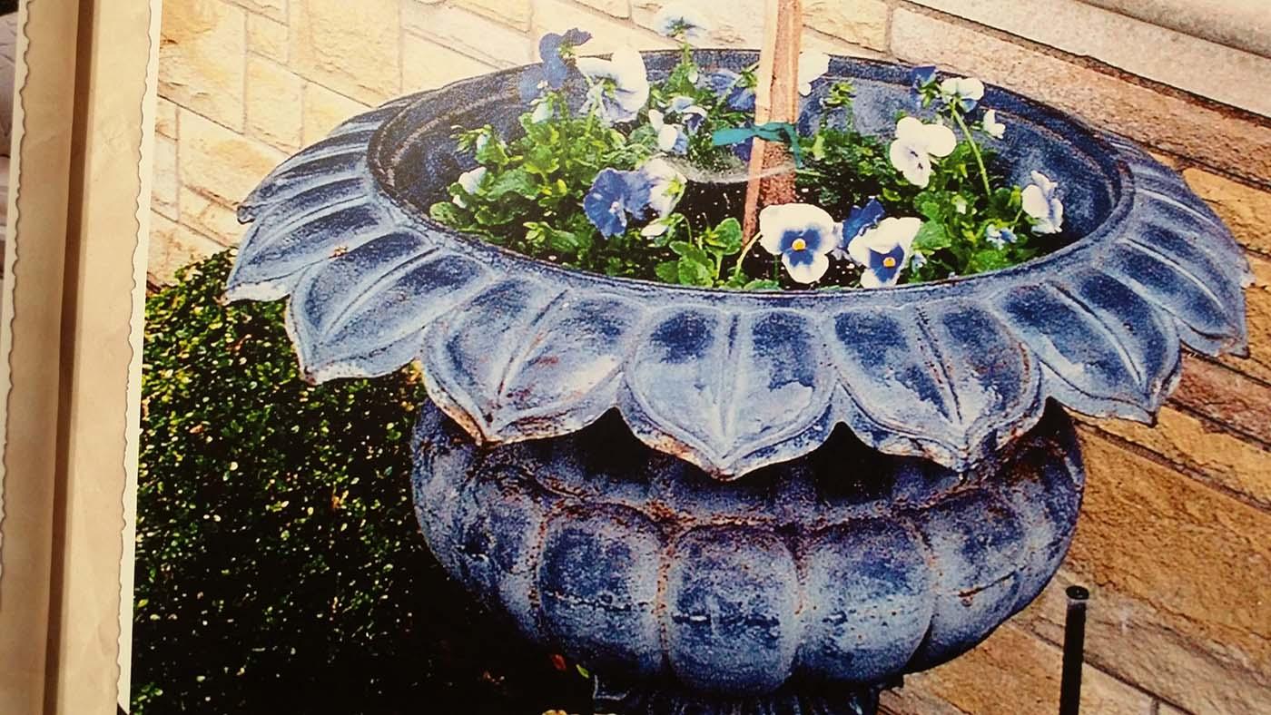 Flower Pot Emitter