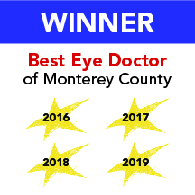 Blink Voted Best of Monterey 2016-2019