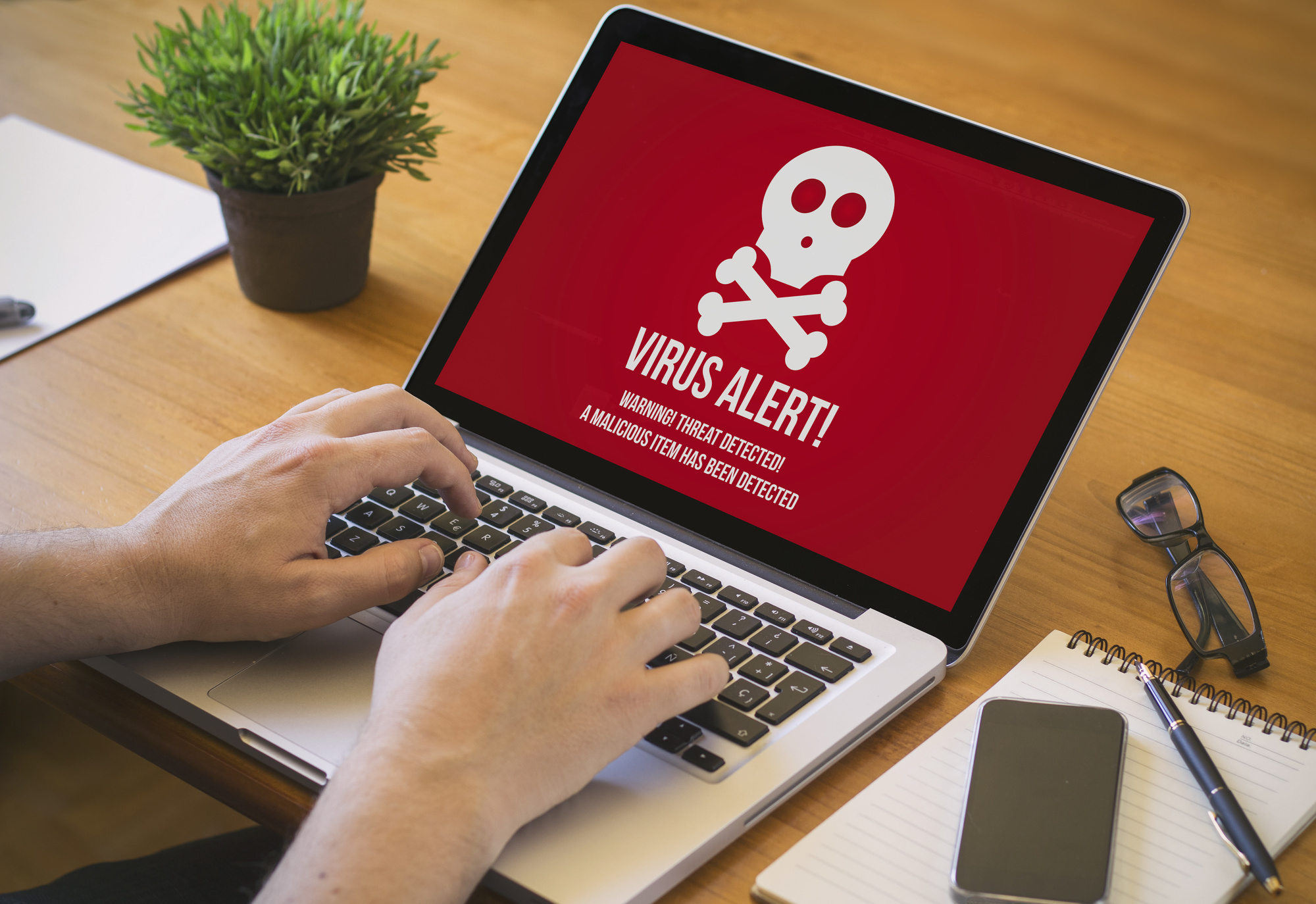 Five of the Most Harmful Computer Viruses in 2018