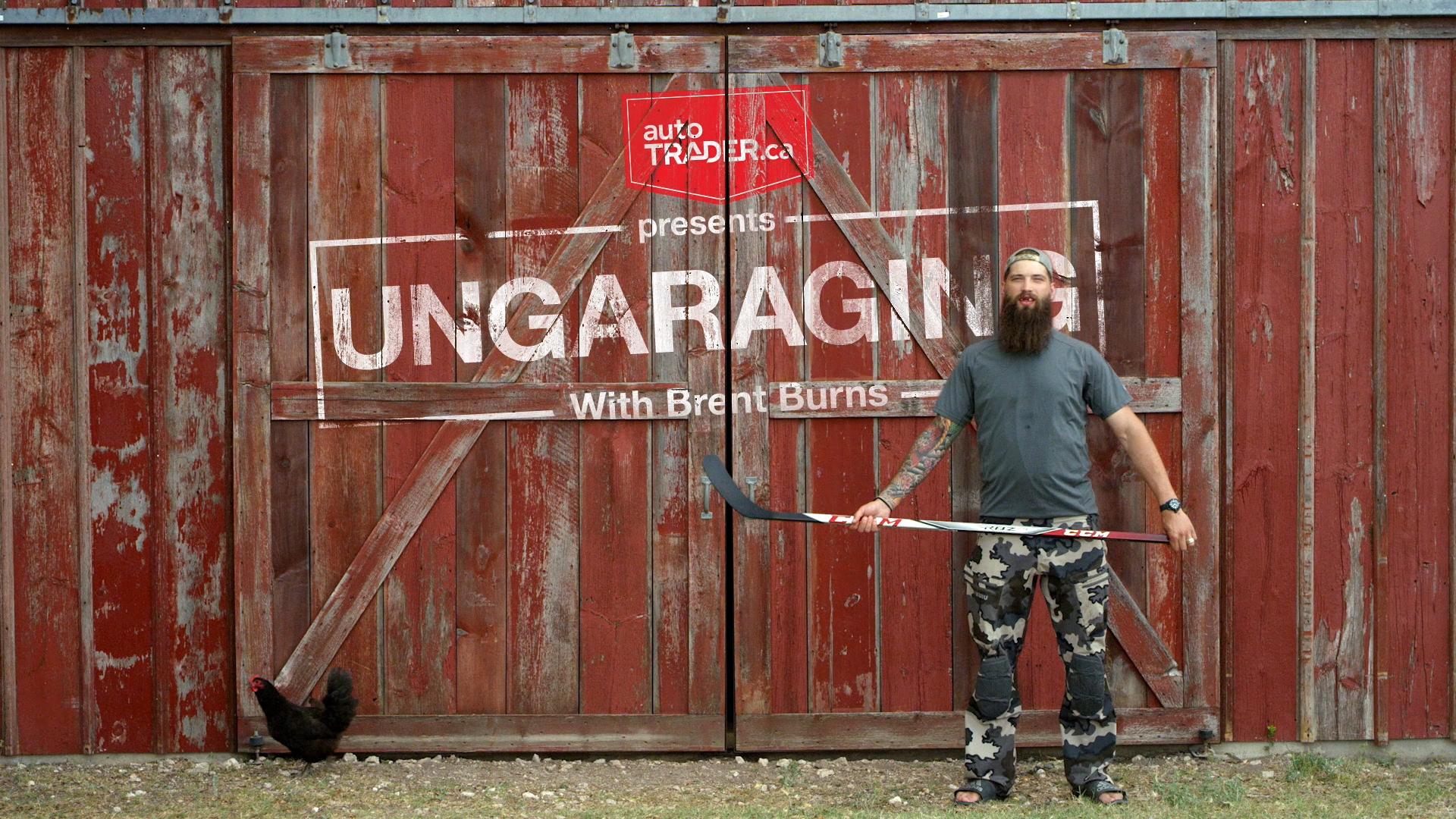 Brent Burns Ungaraging
