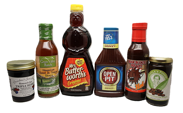 Food and Condiment Labels