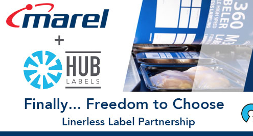 Marel & Hub Labels Partnership