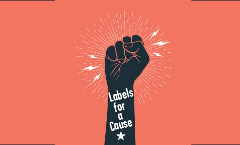 Labels For A Cause