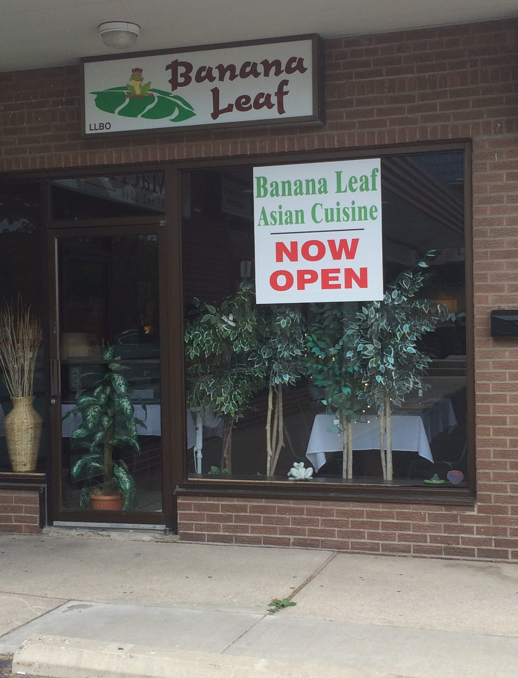 Banana Leaf Asian Cuisine