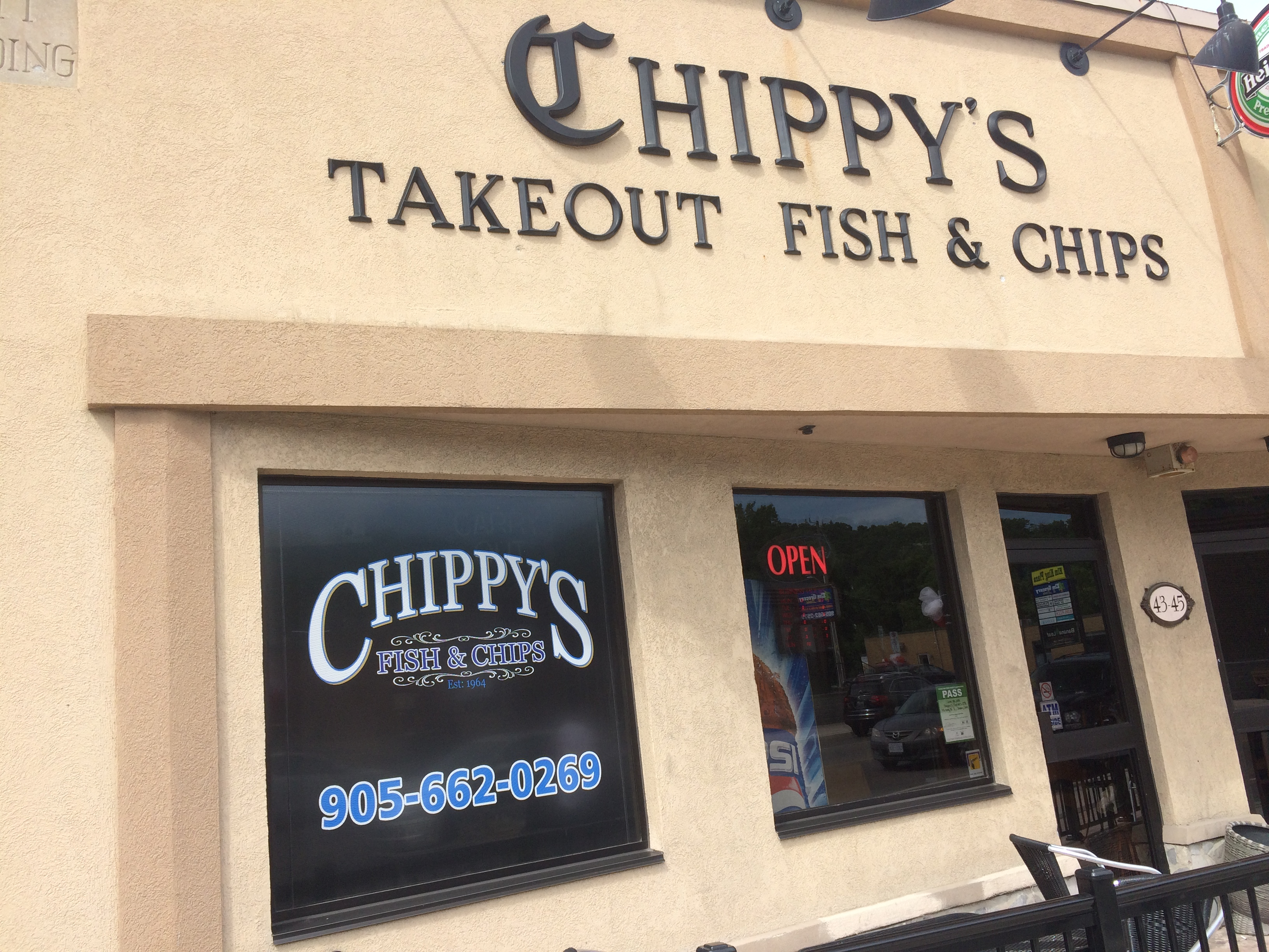Chippy's Fish and Chips