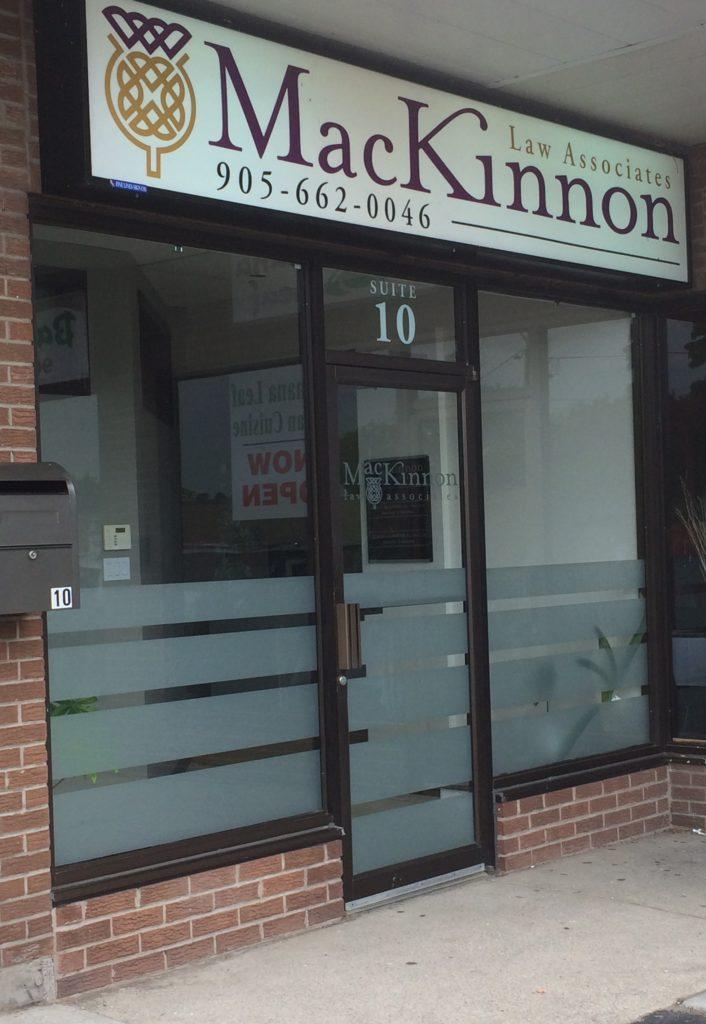 MacKinnon Law Associates