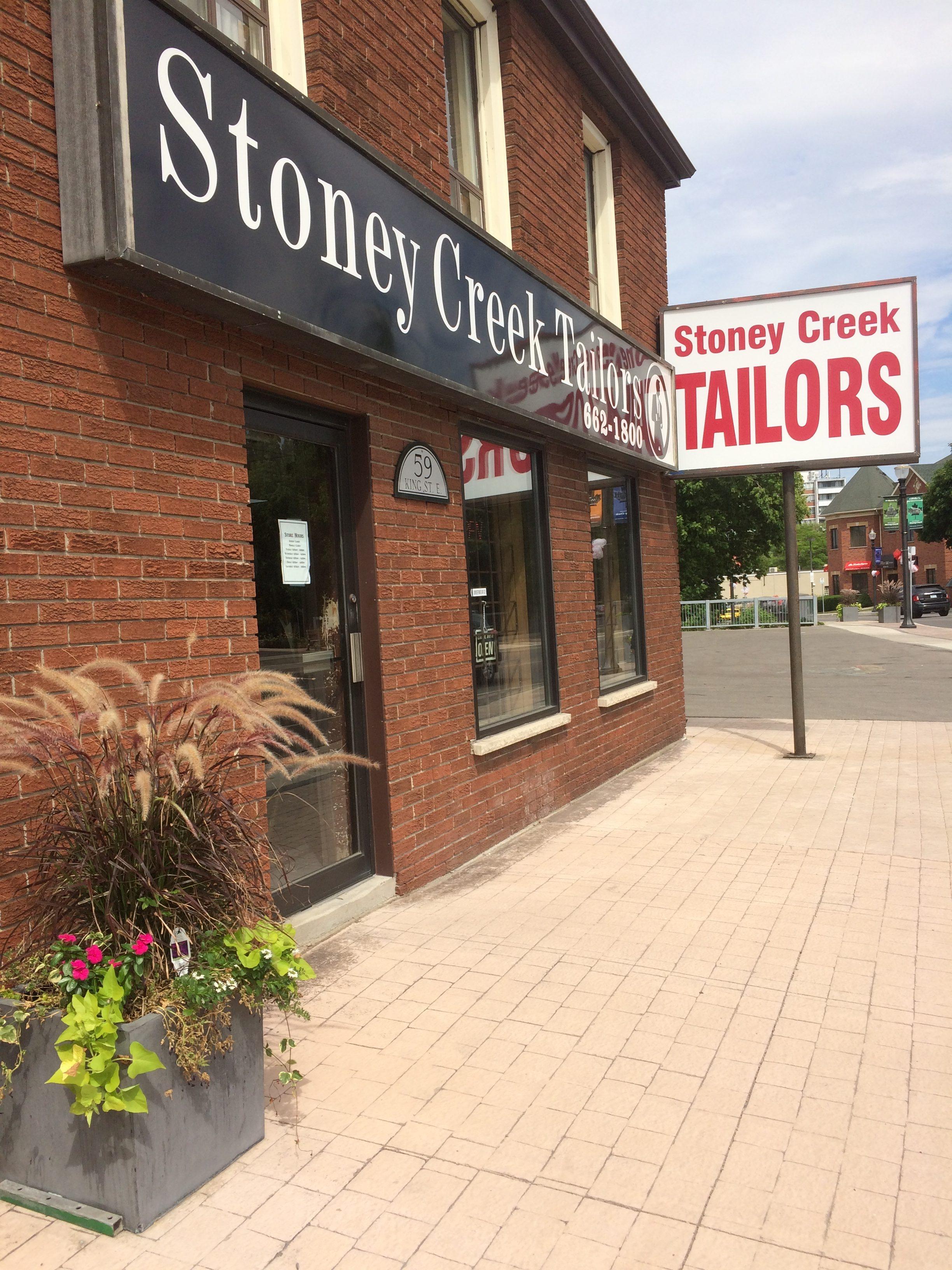 Stoney Creek Tailors