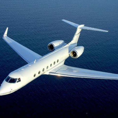 Private Jet to the listings in the cloud