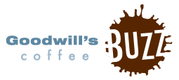 Goodwill Coffee Buzz Logo
