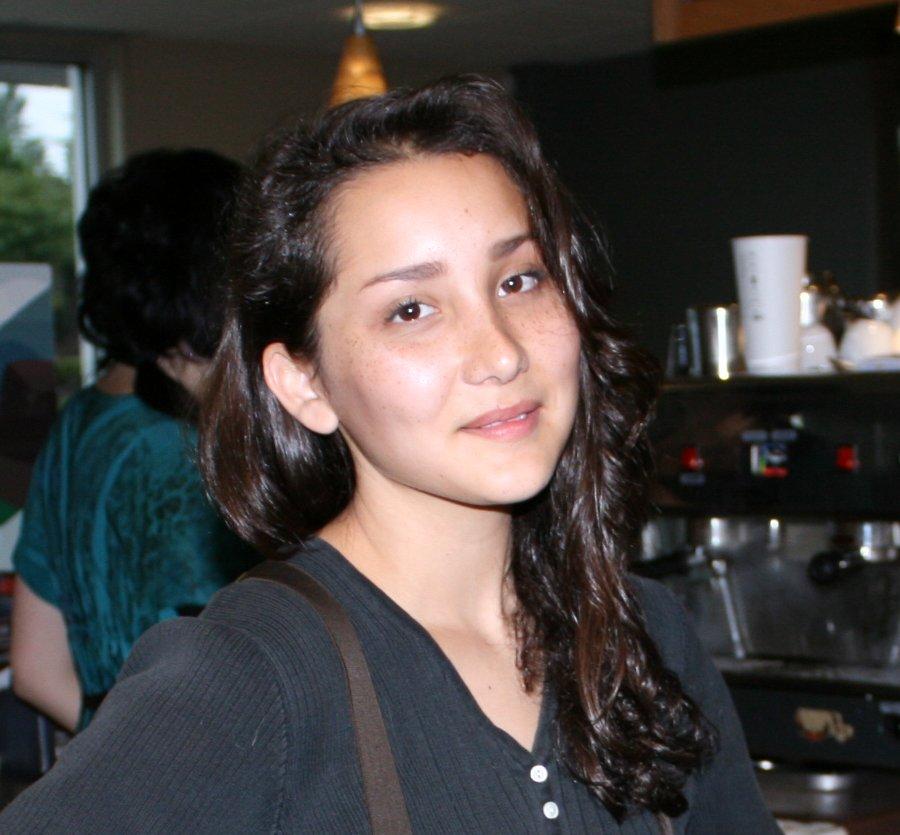 Victoria Sarabia Goodwill participant