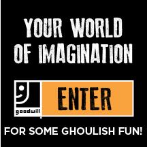 Goodwill halloween idea