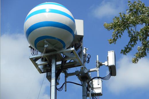 COW bal antenna