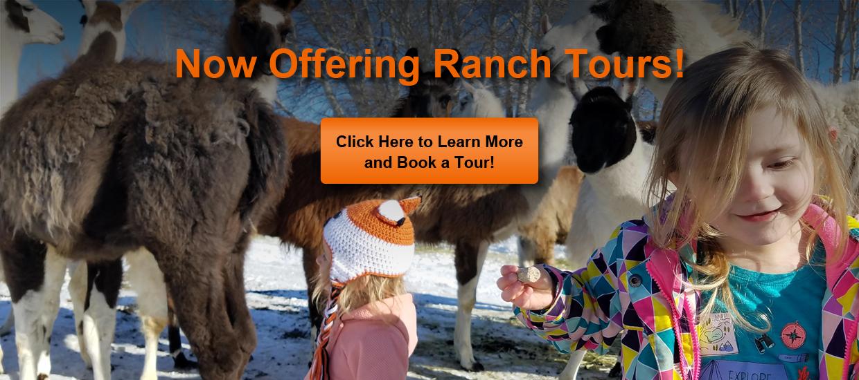 Book a Ranch Tour