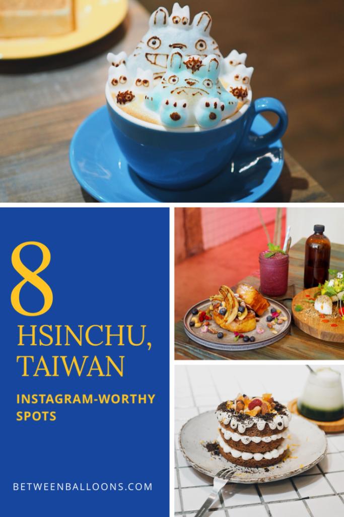 8 Instagram-worthy spots in Hsinchu, Taiwan.