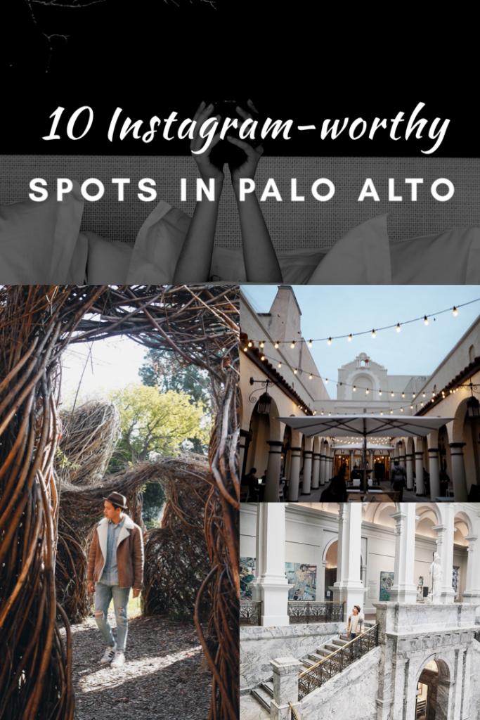 10 Instagram-Worthy Spots in Palo Alto