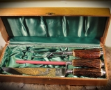 Carving-Set-in-Wood-Box-1960