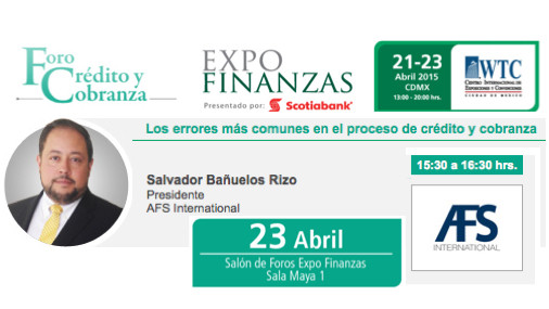 AFS International en EXPO Finanzas 2015