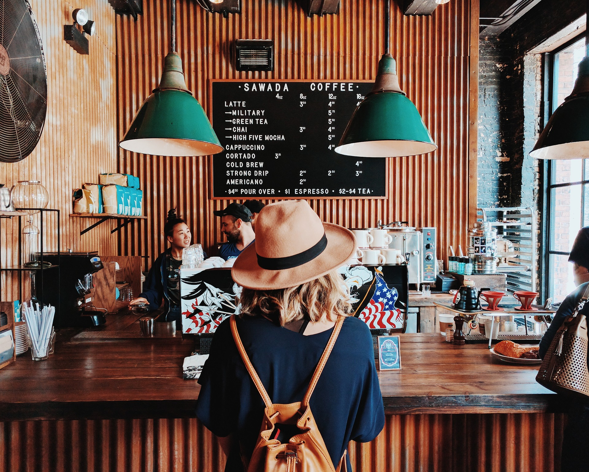 Millennial's: Underlying factors why we enjoy cafés