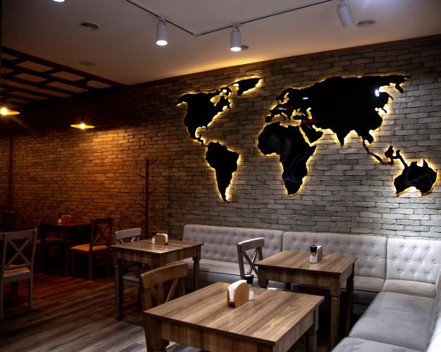 Underlying factors why we love cafe's_interior design