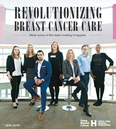 Revolutionizing Breast Cancer Care — North York General Foundation