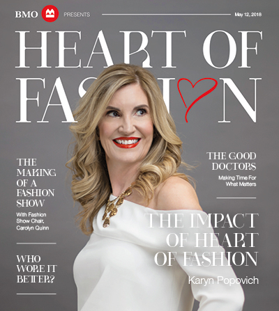 Heart of Fashion 2018 — North York General Foundation
