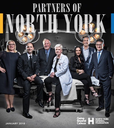 Partners of North York — North York General Foundation