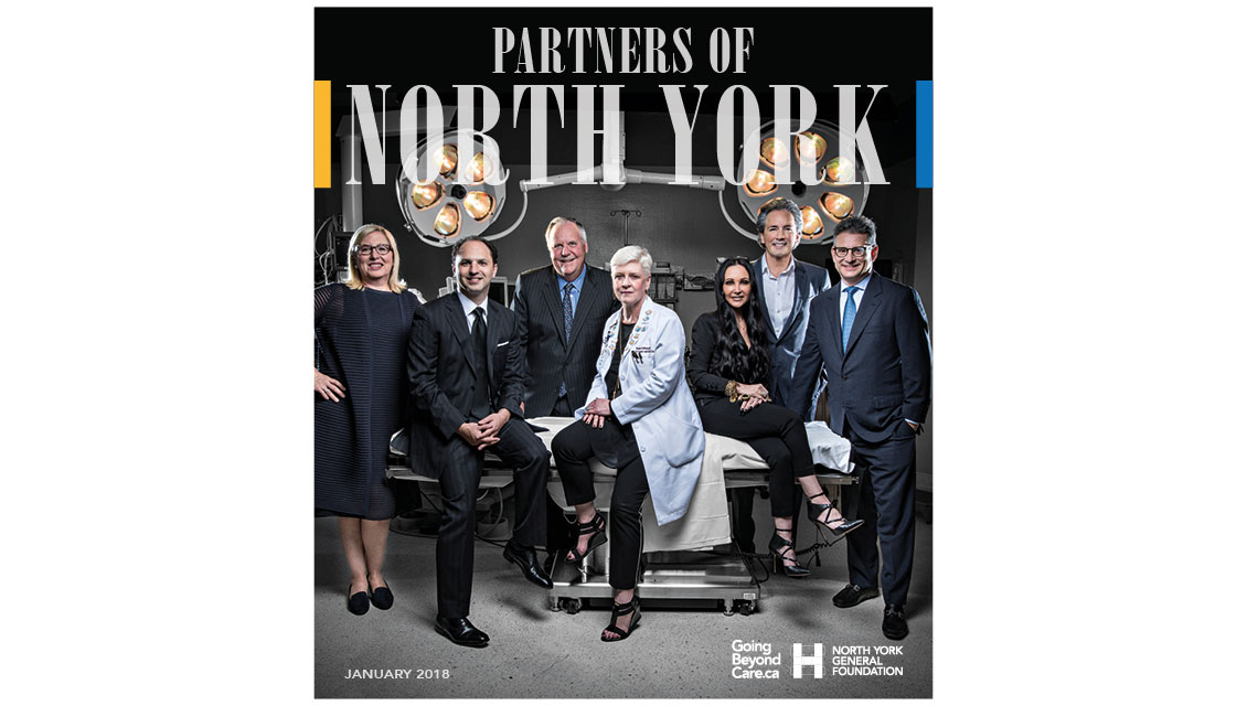 The Partners of North York General — North York General Foundation