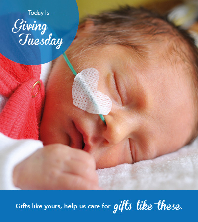 Giving Tuesday Campaign —North York General Foundation
