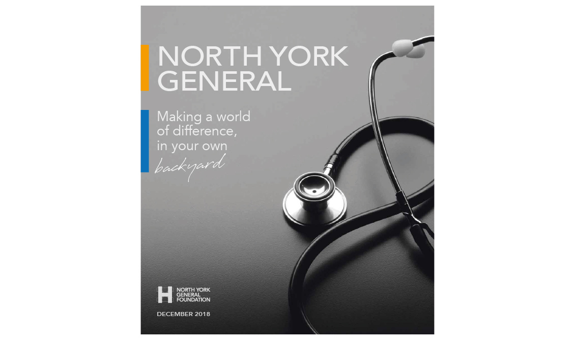 Report to the Community 2018 —North York General Foundation