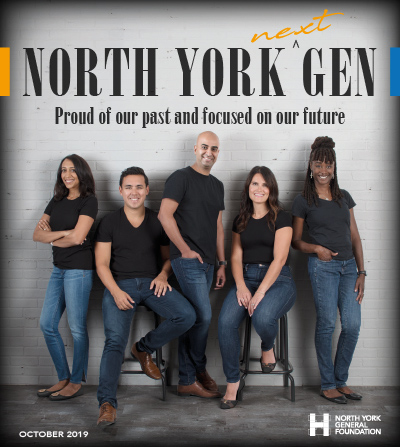 Report to the Community 2019 — North York General Foundation