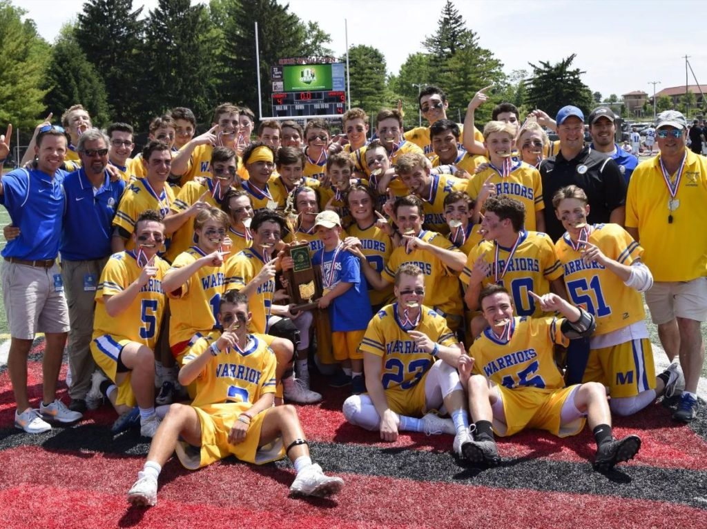Mariemont Channels GForce to win State Title