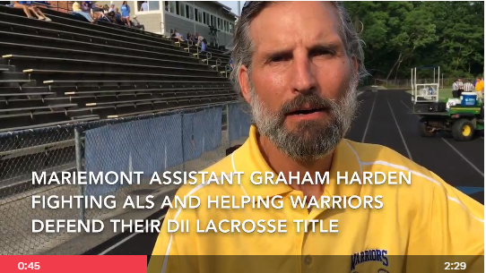 Mariemont (Ohio) boys lacrosse honors ALS fighter Harden with another tourney run