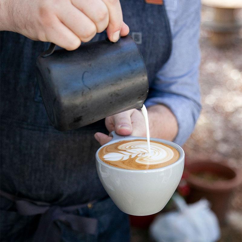 Liturgy Beverage Latte