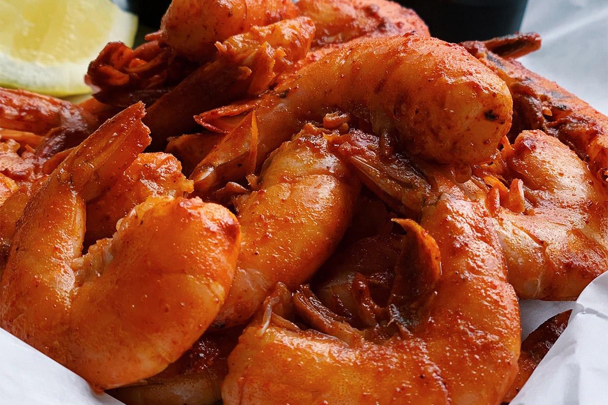 Peel & eat shrimp - Locals Oyster Bar