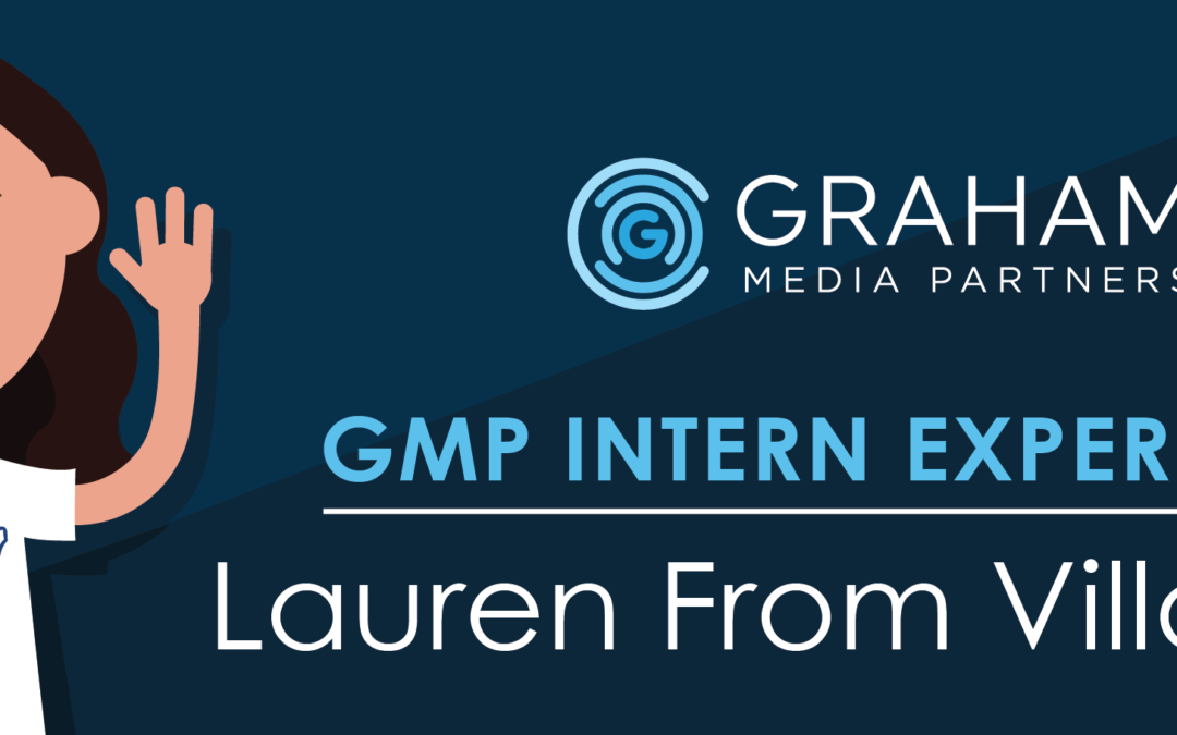 Intern Experience: Lauren from Villanova