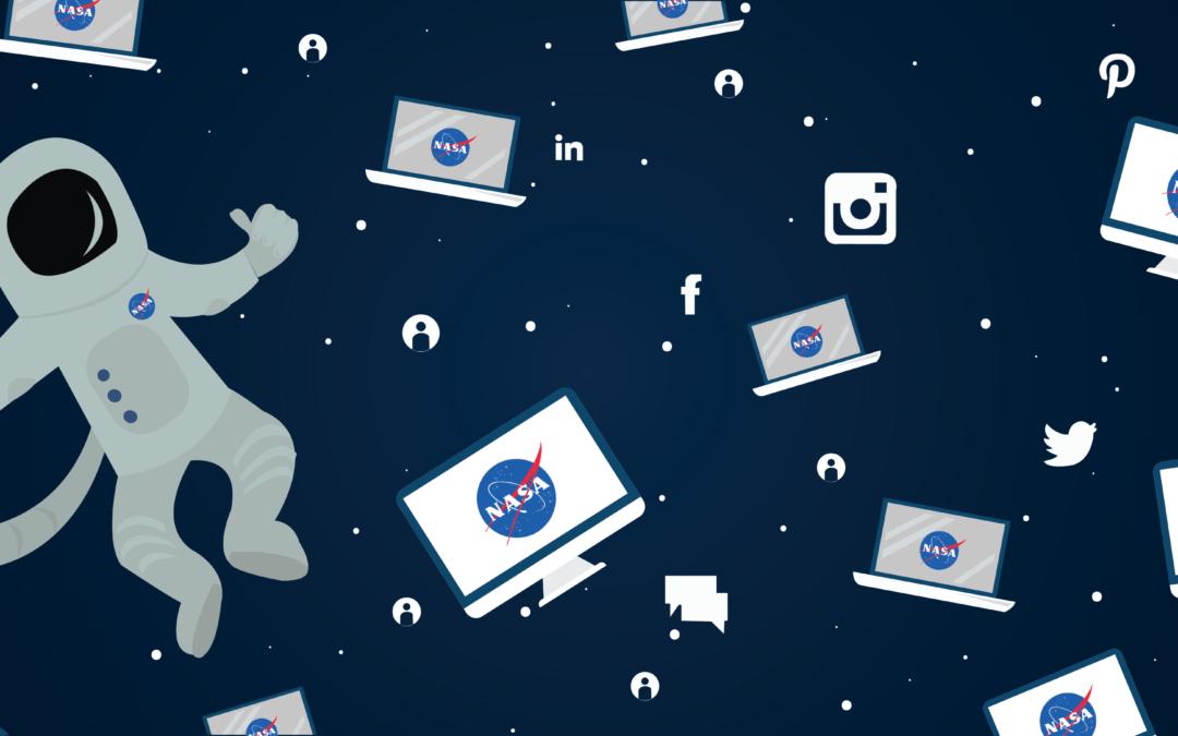 Social Media Advice From NASA