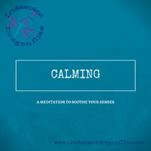 calming meditation