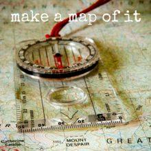 make a map of it