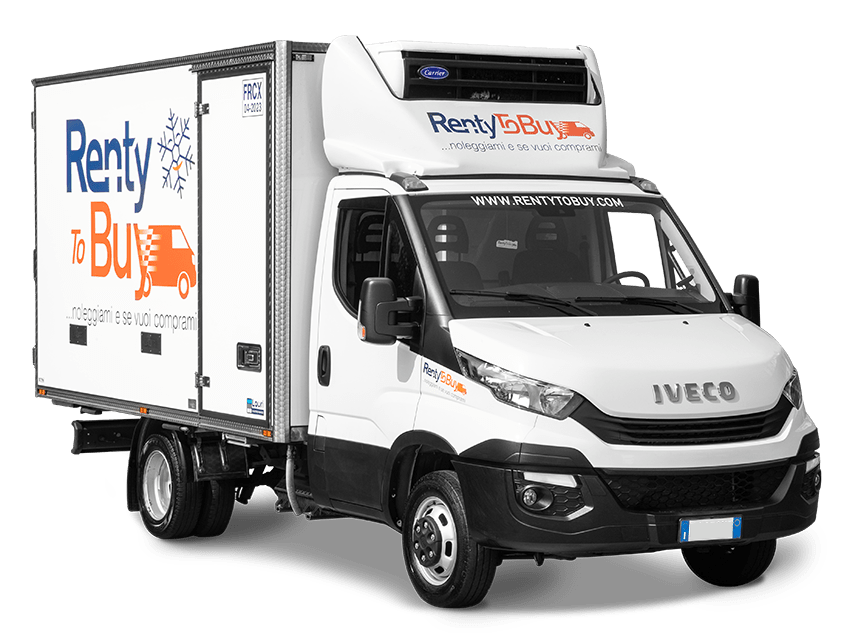 Noleggio furgone box isotermico