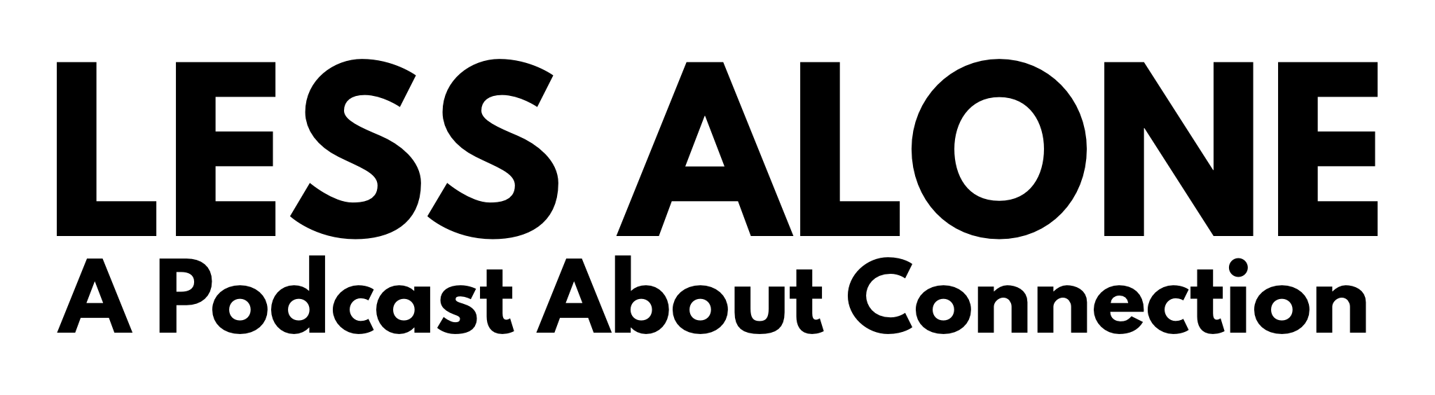 Logo for Less Alone