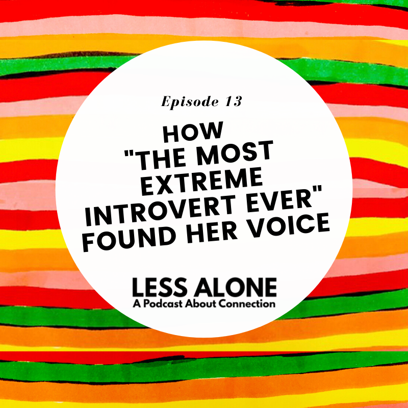 """How """"The Most Extreme Introvert Ever"""" Found Her Voice w/ Moorea Seal of The 52 Lists Project and MooreaSeal.com"""