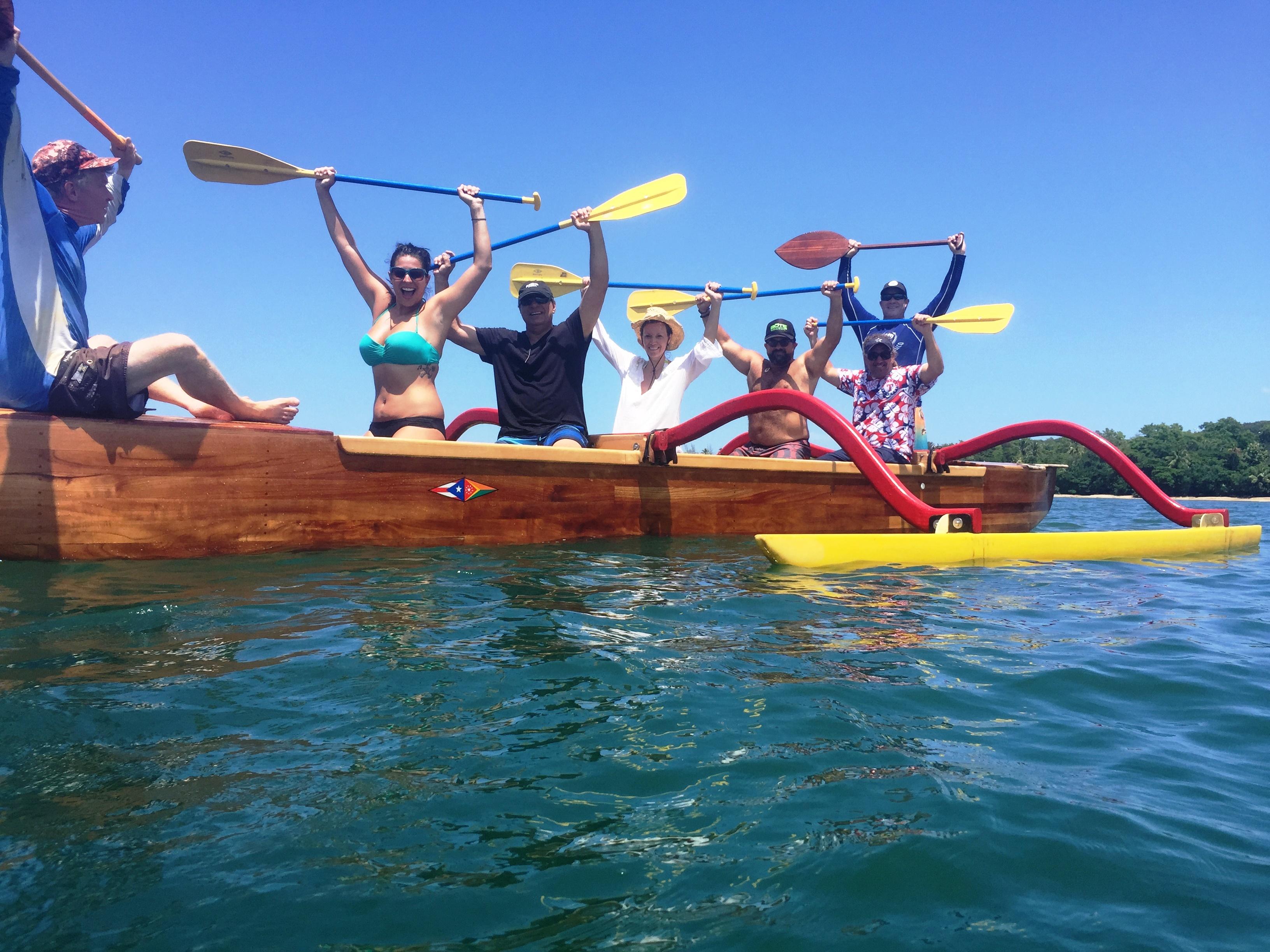 www.rinconsailing.com outrigger canoe tours 2