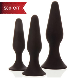 anal trainer set, adam and eve promo code, anal plug, anal plugs, a&e booty boot camp training kit, booty boot camp training kit, anal training