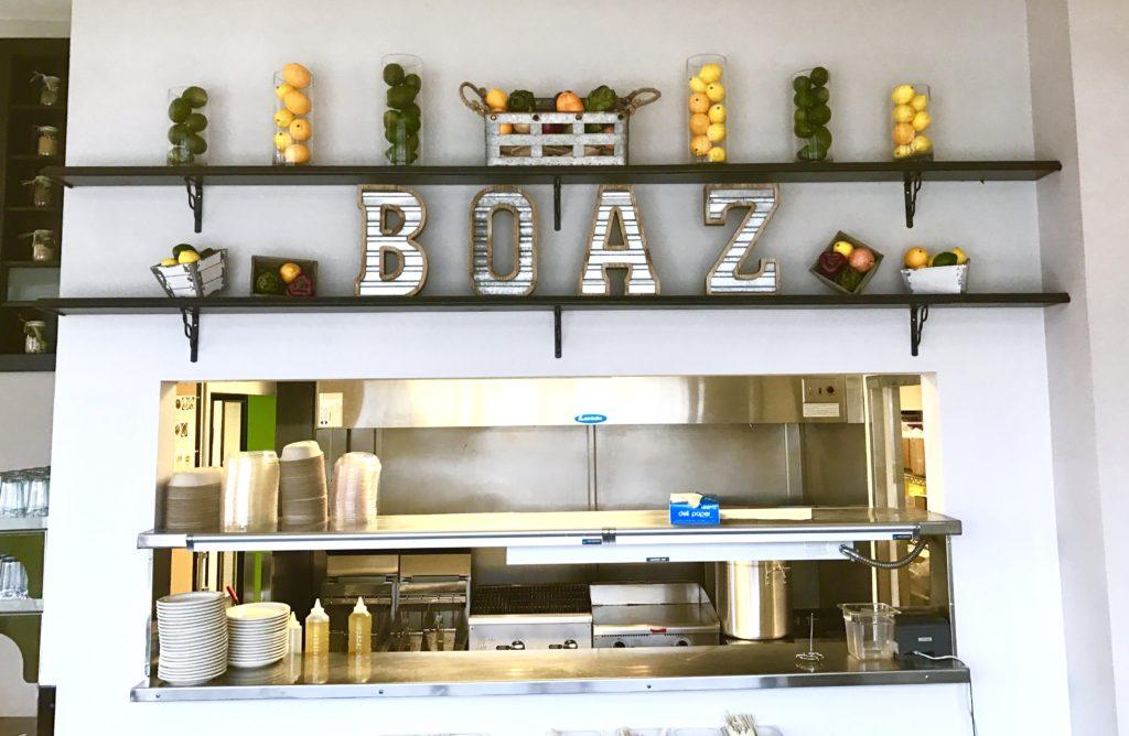 boaz wall