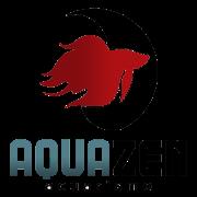 logo de aquazen en formato png, para homescreen de IOS